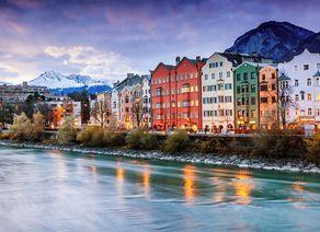 Innsbruck Winter iStock 685452316 web