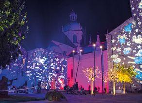 Como Weihnachten Lichtershow iStock857596408 nurredaktionelleNutzung web